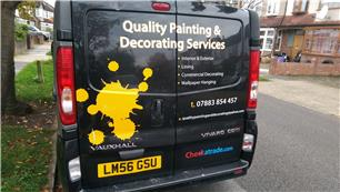 Quality Painting & Decorating Services