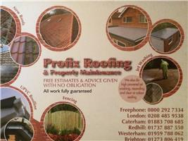 Pro Fix Roofing and Property Maintenance