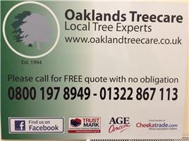 Oaklands Tree Care