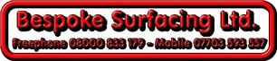 Bespoke Surfacing Ltd