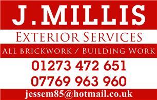 J Millis Exterior Services