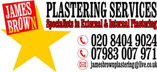 James Brown Plastering