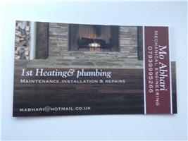 1st Heating & Plumbing
