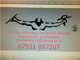 RH Cook Plastering & Renovations