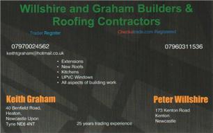 Willshire and Graham Builders