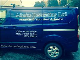Admire Decorating Ltd