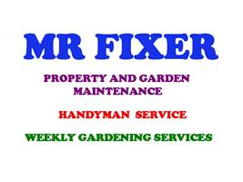 Mr Fixer