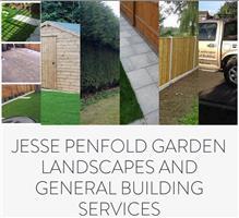 Jesse Penfold Garden Landscapes & General Building Services