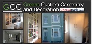 Greens Custom Carpentry & Decorating