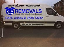 a2z removals in peterborough