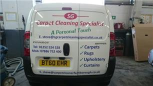 SG Carpet Cleaning Specialist