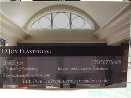 D Joyplastering