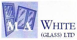 M A White Glass Shop