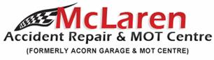 McLaren Accident Repair & MOT Centre