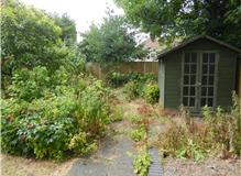Garden clearance and turf