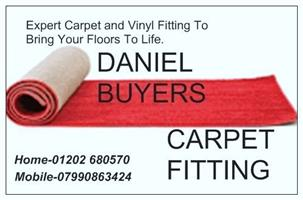 Daniel Buyers Carpet Fitting