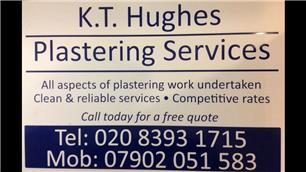 K.T. Hughes Plastering Services