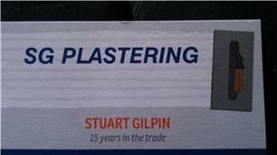 SG Plastering