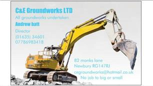 C&E Groundwork's Ltd