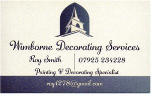 Wimborne Decorating Services