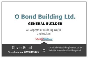 O Bond Building Ltd