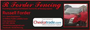 R Forder Fencing