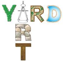 Yard Art Landscapes