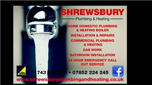 Shrewsbury Plumbing and Heating