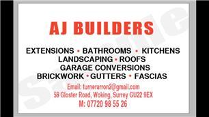 A J Builders