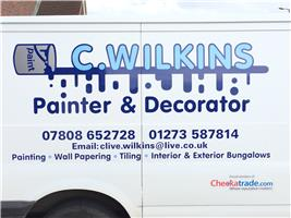 C R Wilkins Decorator