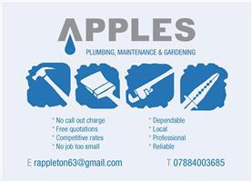 Apples Plumbing