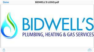 Bidwell's Plumbing and Heating Services