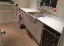 Work undertaken by Morris Parker Property Refurbishment Ltd based in Gosport
