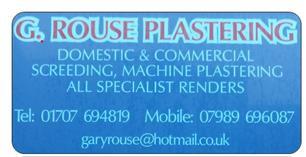 G.Rouse Plastering