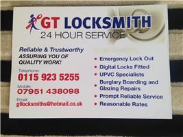 GT Locksmiths