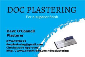 Doc Plastering