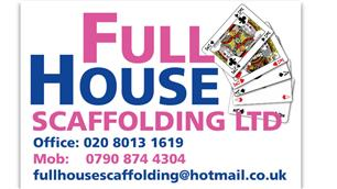 Full House Scaffolding Ltd