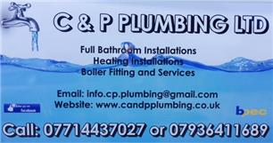 C&P Plumbing Ltd