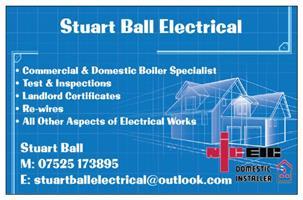 Stuart Ball Electrical
