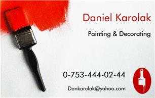 DK Painting & Decorating