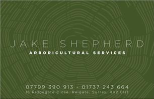 Jake Shepherd Arboricultural Services