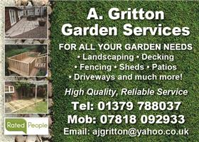 A.Gritton Garden Services