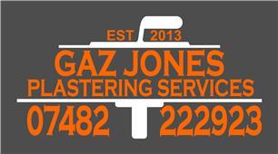 Gaz Jones Plastering Service