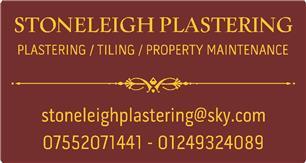 Stoneleigh Plastering