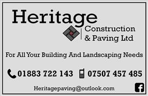 Heritage Construction and Paving.