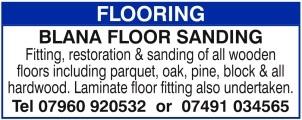 Blana Floor Sanding