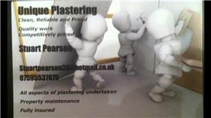 Unique Plastering