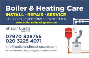 Boiler & Heating Care