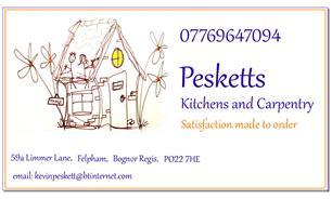 Peskett's Kitchens and Carpentry
