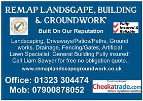 Remap Landscape, Building & Groundwork